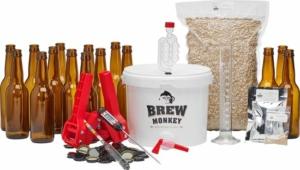 Brew Monkey - Bierbrouwpakket - Premium IPA bier