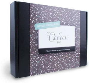Cadeaubox - Giftset for couples