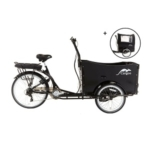 Cangoo Travel Elektrisch