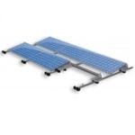 Zonnepanelen compleet pakket voor plat dak 3360W
