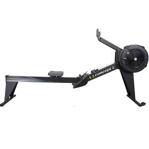 Concept 2 Model E PM5 Zwart