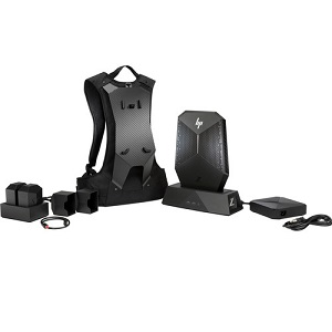 HP Z VR Backpack G2 - 6TQ90EA