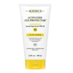 Kiehl's - Activated Sun Protector Water-Light Lotion SPF 50 Face & Body