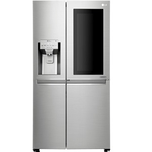 LG GSX960NSVZ Door Cooling