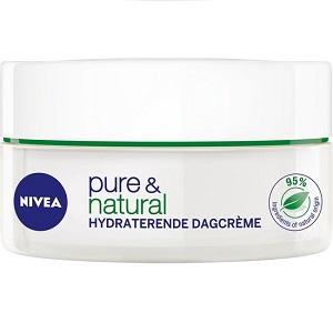 Nivea Pure & Natural Hydraterende Dagcrème