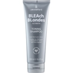 Lee Stafford BLEAch BLondes TONING SHaMPOO - Ice White