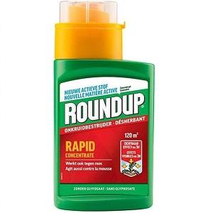 Roundup - Rapid concentraat - Onkruidbestrijder