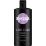 SYOSS Blond & Silver Purple Shampoo