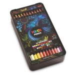 Posca Penoil 36 Colours
