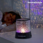 InnovaGoods Sterrenprojector met Ledlicht