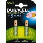 Duracell Recharge Ultra AAA 2