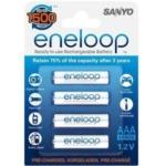 Panasonic Sanyo Eneloop AAA 4Pack