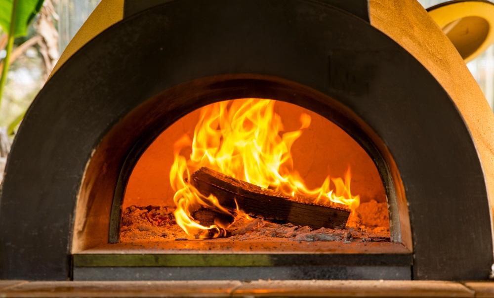 Pizza oven voor buiten