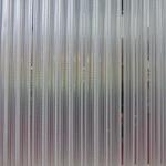 Sunbuurst Deurgordijn PVC Tris Wit