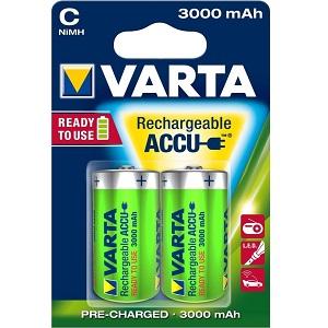 Varta Rechargeable Accu 3000 mAh C