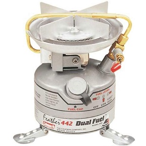 Coleman Unleaded Feather Stove 442-700E