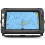 Lowrance Elite-9 Ti² US Coastal and Active Imaging 3-in-1