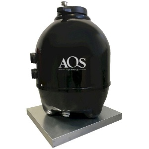 AQS Polyester Side Mount 10 m3