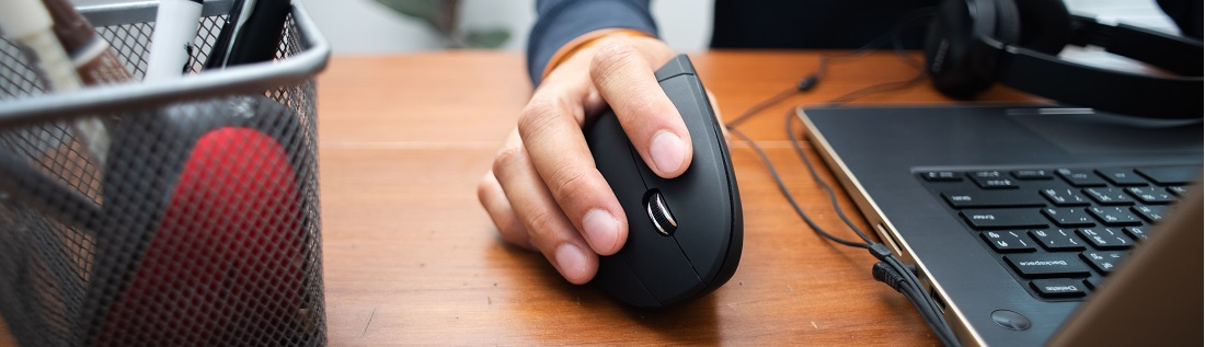 Beste ergonomische muis