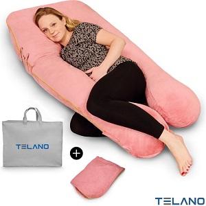 Telano Schwangerschaftskissen Premium XXL