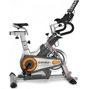 BH Fitness i.SPADA RACING II Dual Spinbike Bluetooth 4.0