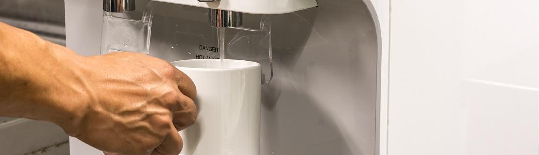 Beste heetwaterdispenser
