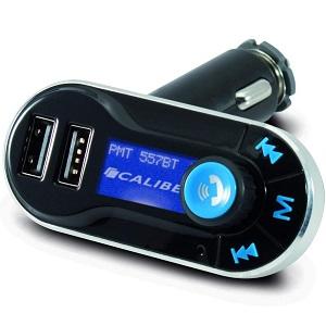 Caliber Audio Technology PMT 557BT FM-transmitter