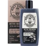 Men's Master Professional Detox Shampoo Detox and Sebum Control