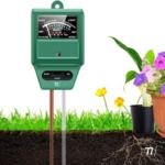 Tikkens High Accuracy 3-in-1 Soil