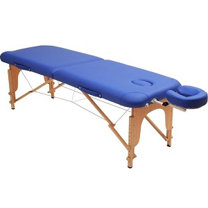 Yogistar Massagetafel Basic Blue