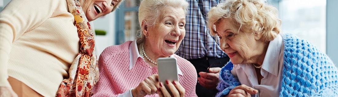 Beste smartphones voor senioren