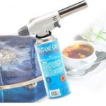 Butane Gas Crème-brûlée-brander
