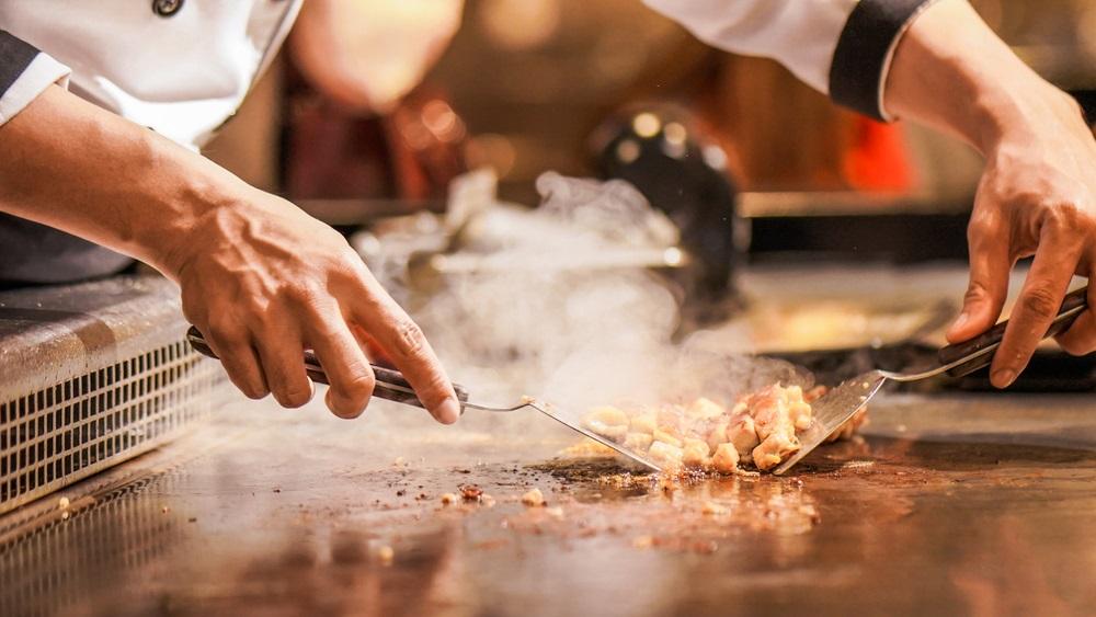Teppanyaki plaat beste