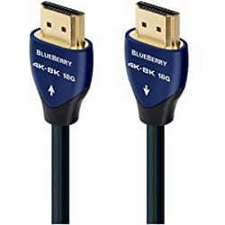 AudioQuest BlueBerry HDM18BLUE500