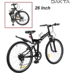 Dakta Ridgeyard Mountainbike Opvouwbaar 26 inch