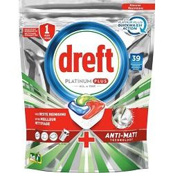 Dreft Platinum Plus all-in-one
